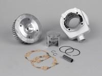 Cylinder -QUATTRINI M1X 172 ccm 3 ports- Vespa PX125, PX150, Cosa125, Cosa150, GTR125, LML Star 125/150, Stella 125/150