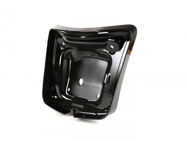 Rücklichtrahmen -MOTO NOSTRA MK2, schwarz glänzend- Vespa GTS 125 (ZAPMA3100, ZAPMA3200), Vespa GTS 150 (ZAPMA3200, ZAPMA3100), Vespa GTS 250 (ZAPM45100), Vespa GTS 300 (ZAPM45200, ZAPM45202, ZAPMA3300), Vespa GTS Super 125 (ZAPM45300, ZAPMA3100, ZA