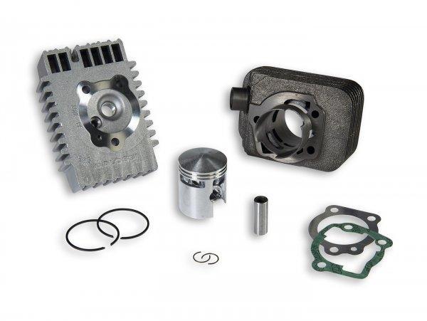 Cylinder -MALOSSI CVF 65 cc Sport- Piaggio Bravo, Boss, Grillo, SI, Superbravo (gudgeon pin = Ø 12mm)
