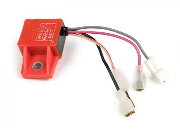 Schutzrelais Anlasser -OEM QUALITÄT- Vespa PX Elestart (schützt den Elektrostarter vor Startversuchen bei laufendem Motor)