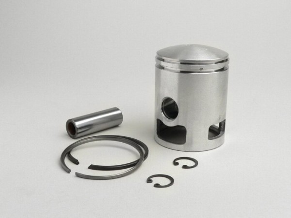 Kolben -METEOR- Vespa 125 ccm 3 Kanal - Vespa PX125, Cosa125 - 52.5mm (std)