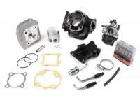 Tuningkit -DR 70 ccm- Minarelli AC (vertikal) - Sport-Set - BOOSTER, BUMP50, BWS50, SLIDER50, SPY, SR50 (-1994), STUNT, ZUMA50, AMICO