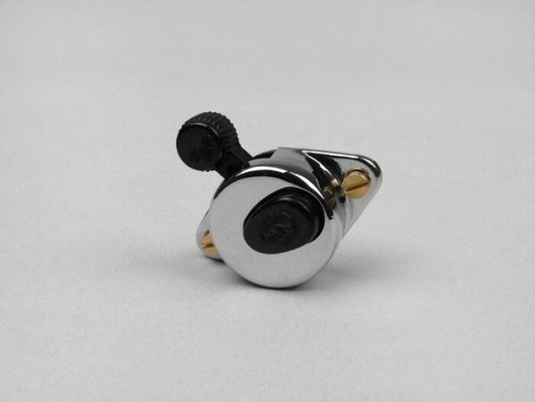 Llave de luces y pulsador claxón -VESPA tipo Siem- Vespa Wideframe GS150 / GS3, GS160 / GS4 (VSB1T)