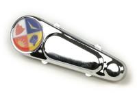 Schwingenabdeckung -FA ITALIA- Vespa 1954-1979 - 4-Farben Emblem