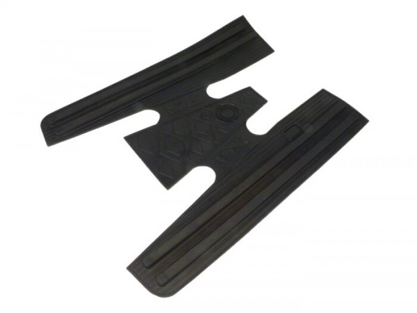 Floor mat -NISA- Vespa PX, PX EFL - black