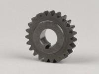 Ingranaggio motore -DRT Gear Flame 3.00->3.15- Vespa V50, PV125, ET3. PK50, PK80, PK125 - 23 denti