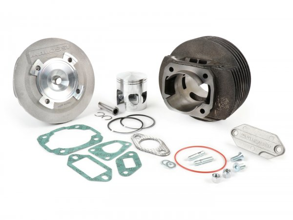 Cylinder -MALOSSI 136 cc MK4- Vespa PV125, ET3 125, PK125