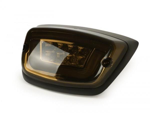 Rücklicht -MOTO NOSTRA, LED- Vespa LX, LXV - schwarz