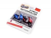 Livre -Kymco Motorroller 50-125cc- Technik, Wartung, Reparatur