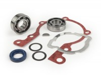 Bearing, oil seal and gasket set for crankshaft -VESPA- Ciao, Si, Citta