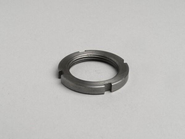 Steering set locking nut  -CASA LAMBRETTA- LI, LI S, SX, TV, DL, GP
