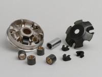 Variator-Kit -MALOSSI Multivar 2000- Piaggio 125 cc 4-stroke (1st generation)
