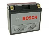 Batterie -Wartungsfrei BOSCH YT12B-BS- 12V 12Ah - 151x70x131mm (inkl. Säurepack)