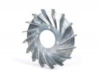 Flügelrad - Lüfterrad - Lüfterkranz -PINASCO für PINASCO Flytech Polrad- Vespa Wideframe V15-33, VM, VN, ACMA, VB1, VGL1, VL, GS150