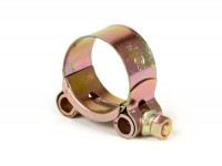 Exhaust manifold clamp -UNIVERSAL high pression type- Ø=32-35mm