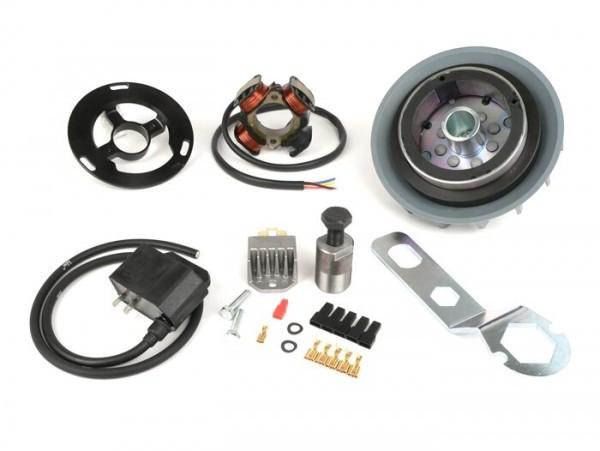 Zündung -EVERGREEN Vespatronic- Vespa Rally180 (VSD1T), Vespa Rally200 (VSE1T - 33996, Femsatronic) - 1500g