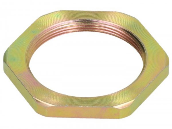 Clutch nut -PIAGGIO M36x1- WS=46mm