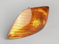 Blinker -PIAGGIO- Zip ZAPC 06 - orange - vorne links
