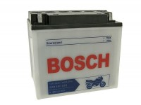 Batterie -Standard BOSCH Y60-N24AL-B- 12V 28Ah -184x124x175mm (inkl. Säurepack)