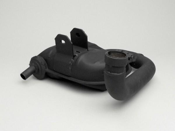Auspuff -SITO PLUS- Vespa PX80, PX125, PX150 - 166cc, 177cc