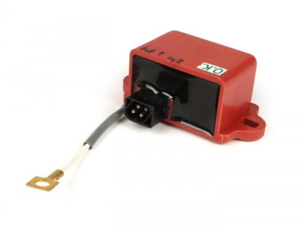 CDI -LML- 4-pol. Zentralstecker - verwendet für LML 125/150cc 2-Takt Motor