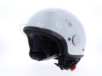 Helm -VESPA Visor 2- weiss (Montebianco) -