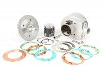 Zylinder -PARMAKIT TSV ECV Classic 177 ccm 2 Kanal Aluminium- Vespa Sprint150 (VLB1T), GT125 (VNL2T), GL150 (VLA1T), Super, VNB, VBA, VBB