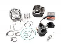 Tuningkit -DR 70 ccm- Piaggio LC 2-Takt - Sport-Set