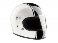 Helmet -BANDIT ECE Integral- white - XL (61-62cm)