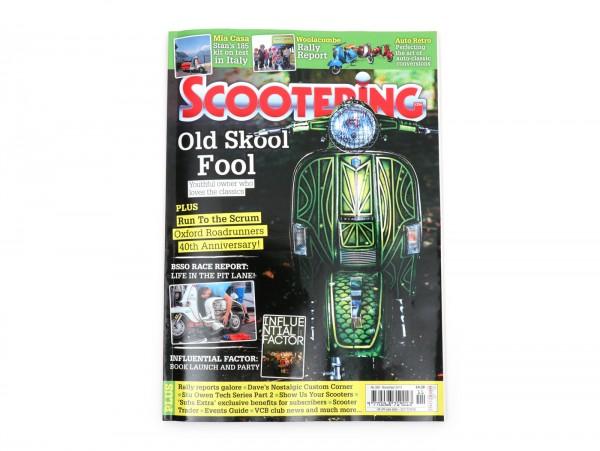 Scootering - (389) November 2018