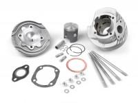 Cylinder -POLINI alloy 133 cc Evolution- Vespa PV125, ET3 125, PK125