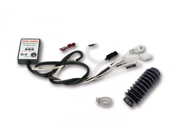 Control device fuel injection -MALOSSI Forcemaster- YAMAHA Aerox 4, C3 XF, Giggle XF, Neos 4, Vox XF, Zuma XF, MBK Nitro, Ovetto