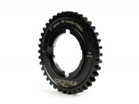 3rd gear cog -BGM PRO, type EFL- Vespa PX125-200 (1984-), T5 125cc, Cosa125-200, LML Star/Stella125/150 2-stroke - 38 teeth
