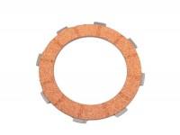 Clutch friction plate -PIAGGIO Vespa Cosa2- double side cork