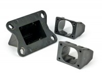 Reed valve -MALOSSI MHR Team VL18- Vespa Largeframe, Smallframe, Minarelli AM6 - carbon fibre