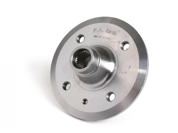 Rear brake hub -OEM QUALITY- V50(N) (-1971), V50 L, V50 S, V90