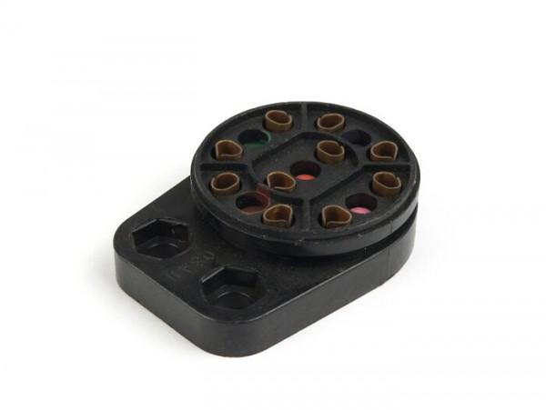 Junction box engine -LAMBRETTA AC- LUI 75 S/SL - point set ignition