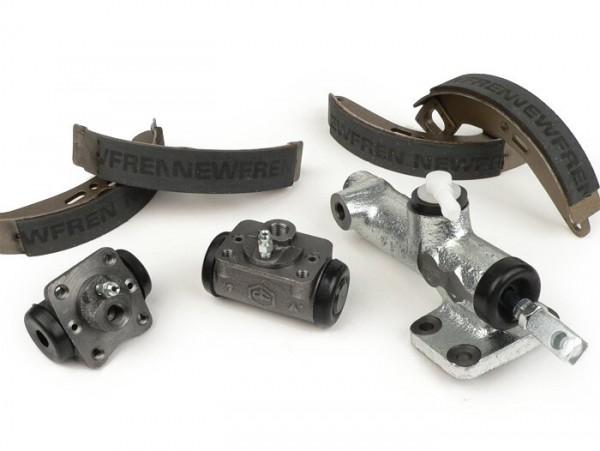 Kit revisión frenos -CALIDAD OEM- Vespa Cosa 125 (VNR1T, VNR2T), Cosa 200 (VSR1T)