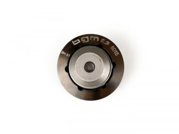 Kupplungsandruckplatte -BGM PRO, nadelgelagert, Typ Vespa PK XL2- passend für Vespa V50, V90, SS50, SS90, PV125, ET3, PK50, PK80, PK50 S, PK80 S, PK125 S, PK50 XL, PK125 XL, ETS, PK50 HP, PK50 SS, PK XL2/FL2