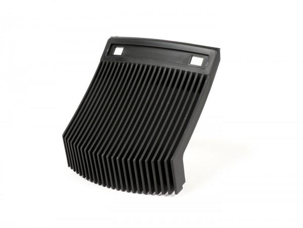 Rejilla cubredirección -PIAGGIO- Vespa T5 125cc - negro