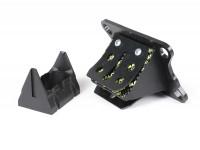Valvola lamellare -MALOSSI MHR Replica- Vespa Largeframe, Smallframe, Minarelli AM6 - fibra di carbonio