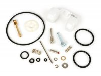 Kit réparation carburateur -BGM ORIGINAL- Dellorto PHBL24, PHBL25, PHBH28, PHBH30