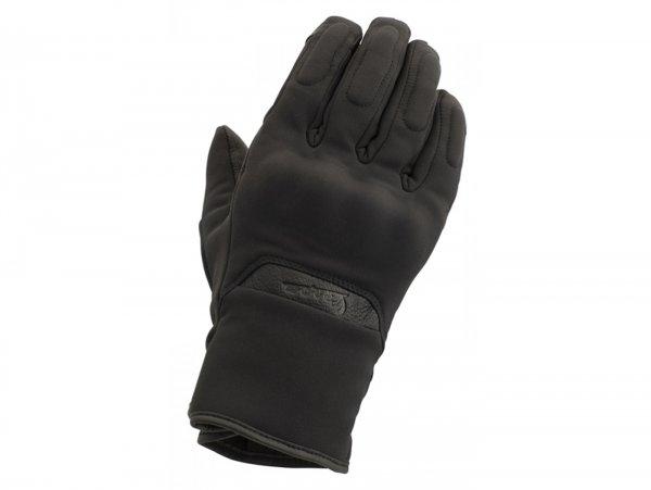 "Gloves -VESPA ""Autumn / Winter, light"" - black - L"