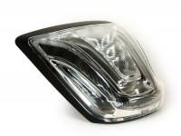 Tail light -MOTO NOSTRA, LED- Vespa Primavera, Sprint - colourless