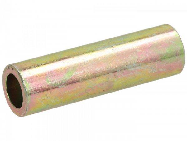 Brazo oscilante del motor espacial l=55mm Ø=10.5 x 16mm -PIAGGIO- Vespa GT 250 (ZAPM45102), Vespa GT L 125 (ZAPM31100, ZAPM31101), Vespa GT L 200 (ZAPM31200), Vespa GTS 125 (ZAPM31300, ZAPMA3100, ZAPMA3200, ZAPMA3700), Vespa GTS 150 (ZAPMA3200, ZAPMA