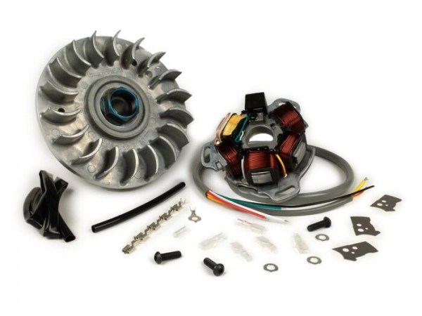 Ignition -BGM PRO stator HP V4.0 DC- Lambretta DL, GP - electronic ignition