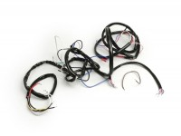 Wiring loom -VESPA- Vespa GS160 (-36000) - models with battery