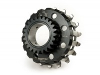 Clutch sprocket -BGM PRO- Vespa Cosa2, PX (1995-), BGM Superstrong, Superstrong CR - (for 62/63 tooth primary gear, straight) - 24 tooth