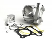 Zylinder -BGM PRO 75 ccm Aluminium- GY6 (4-Takt) (139 QMB)