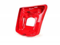 Rücklichtrahmen -MOTO NOSTRA- Vespa GTS, GTS Super 125-300ccm (2014-, Facelift) - rot (894)
